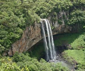 Cachoeira - Parque do Caracol - Canela - RS