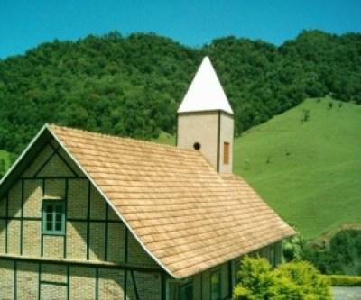 Igreja Evangélica Ribeirão Liberdade - Benedito Novo - SC