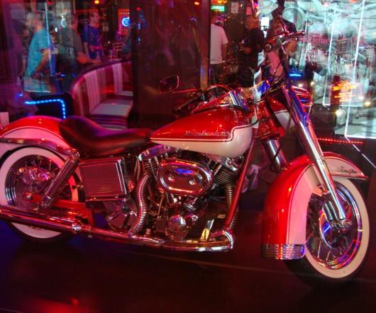Moto Harley Davidson - Gramado - RS