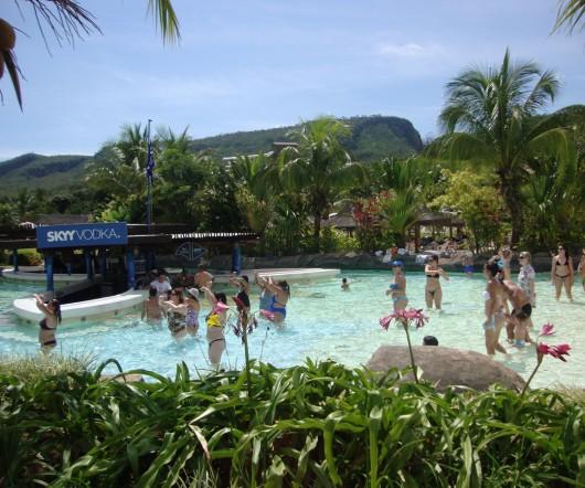Atividades de recreação - Rio Quente Resorts