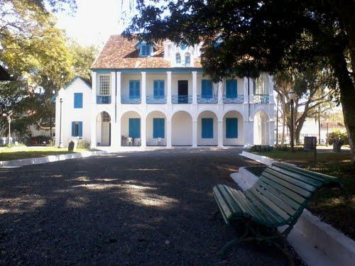 Museu Nacional da Imigração e Colonização - Joinville - SC