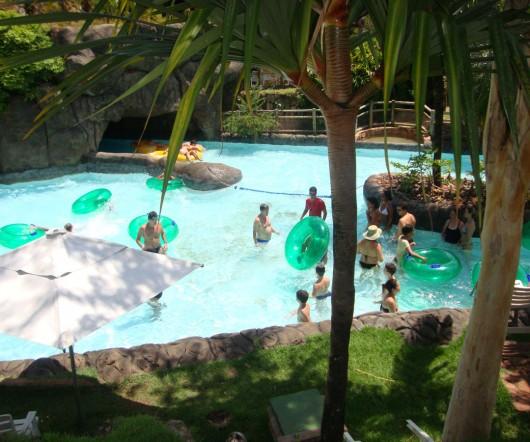 Parque aquático - Rio Quente Resorts