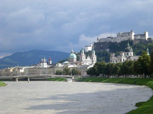 Salzburgo - Áustria