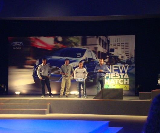 Evento Ford New Fiesta 2014