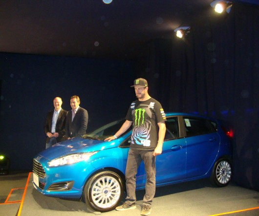 Ken Block - Piloto Ford do Rally dos X-Games