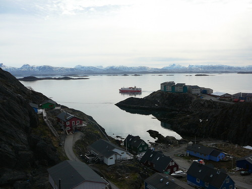 Maniitsoq - Groelândia