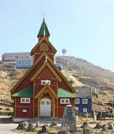 Paamiut - Groelândia