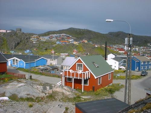 Qaqortoq - Groelândia