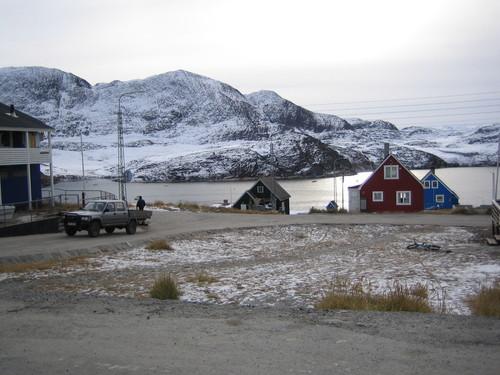 Qasigiannguit - Groelândia