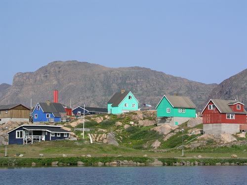 Sisimiut - Groelândia