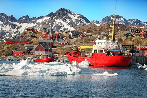 Tasiilaq - Groelândia