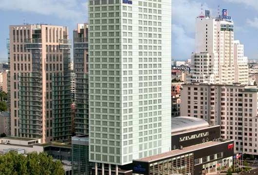 Hilton Warsaw - Polônia