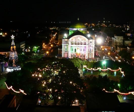 Manaus é destino certo de viagem para o Amazonas