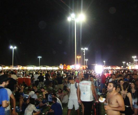 Multidão - Rock in Rio 2013