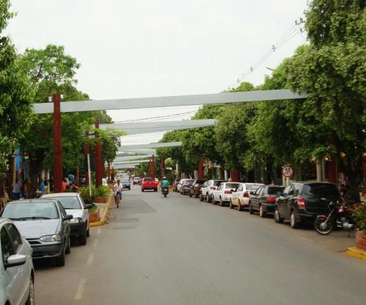 Centro de Bonito - MS