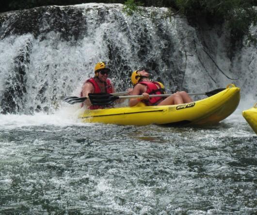 Cachoeiras - Passeio de duck
