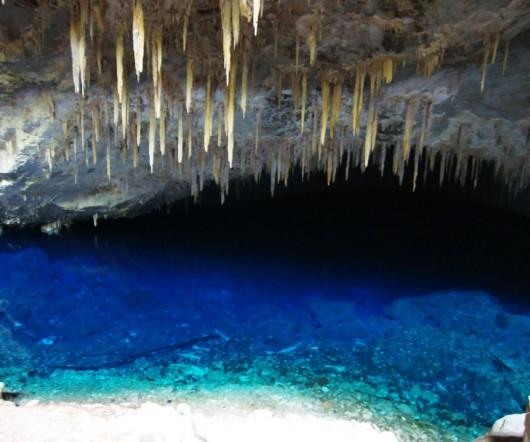 Lago Azul - Gruta do Lago Azul