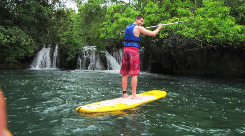 Stand Up Paddle - Ilha do Padre - Bonito - MS