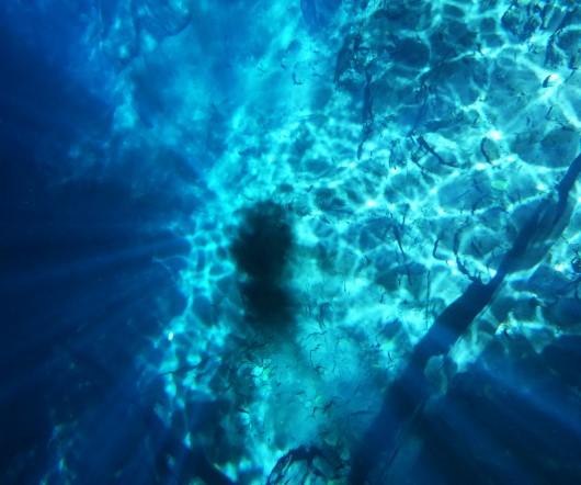 Vista do fundo - Lagoa Misteriosa