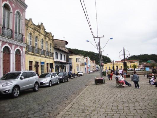 Centro histórico - São Francisco do Sul