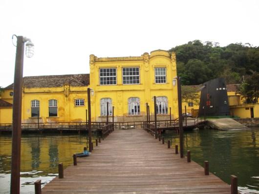 Museu do Mar em São Francisco do Sul
