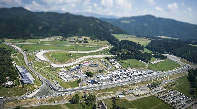Red Bull Ring - Spielberg - Áustria