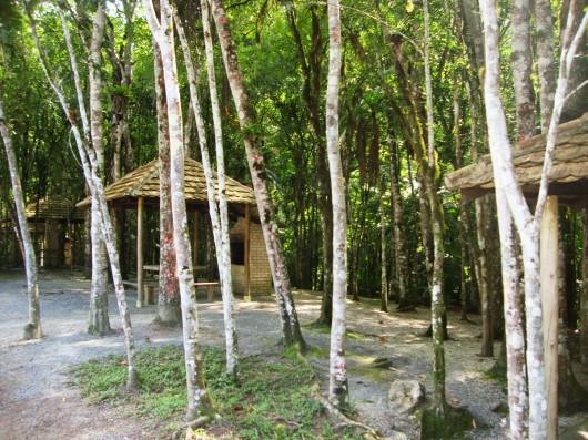 Churrasqueira - Parque das Grutas