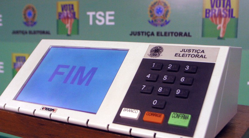 Como votar fora do país