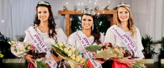 Concurso Rainha da Festa das Flores - Joinville - SC