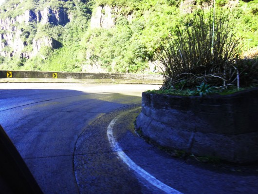 Curva Serra do Rio do Rastro