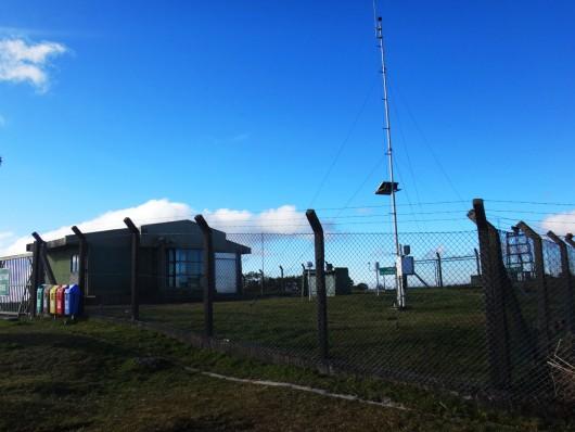 Base aeronáutica - Urubici - SC