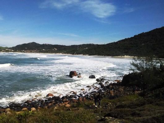 Cidades outono 2019 - Praia do Rosa - SC