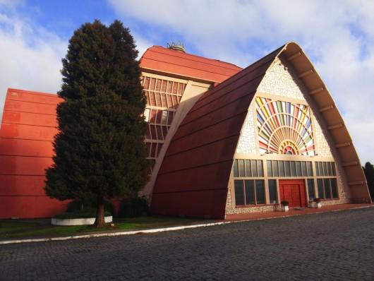 Igreja de Urubici - SC