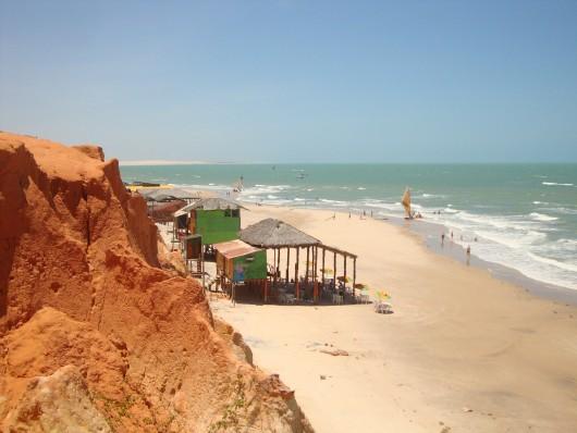 Canoa Quebrada - Fortaleza - CE