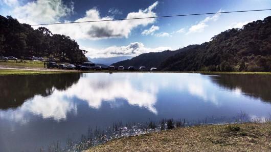 Paisagem - Cascata do Avencal - Urubici - SC