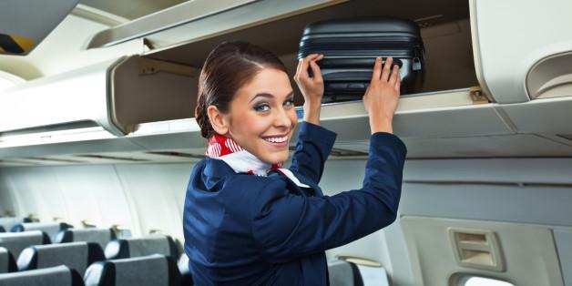 Aeromoça profissão turismo