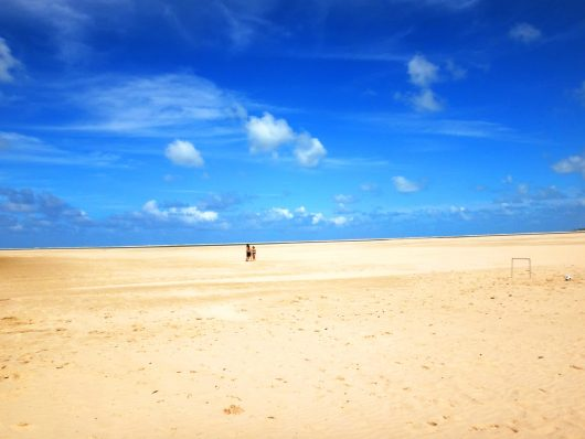 Ilha dos namorados - Aracaju - SE