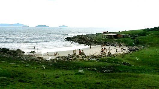 Praia do Maço - Guarda do Embaú - SC