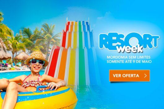 Promoção Resort Week Zarpo