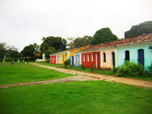 Centro histórico de Porto Seguro - BA