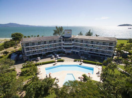 Hotel Porto Sol Beach - Florianópolis - SC