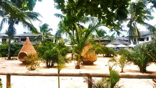 Hotel da seleção alemã - Villa Campo Bahia - Porto Seguro - BA