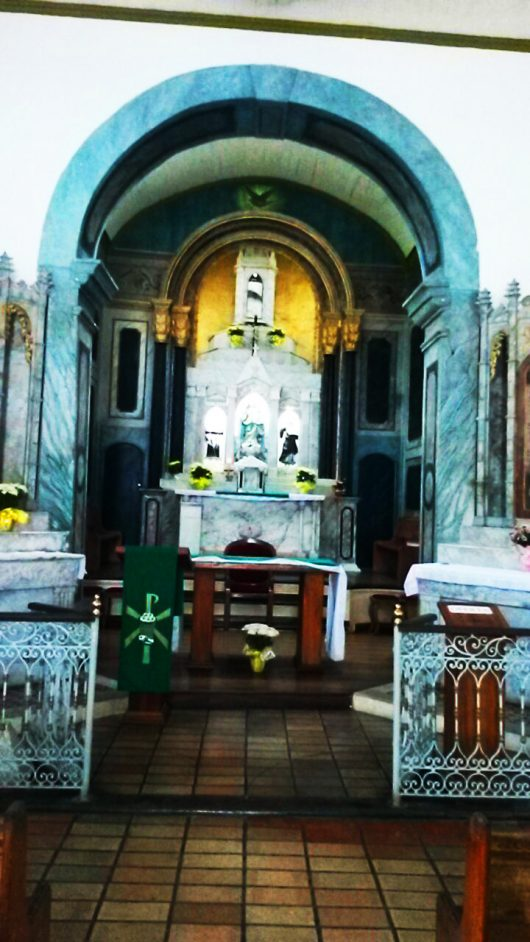 Igreja Nossa Senhora D'Ajuda - Porto Seguro - BA