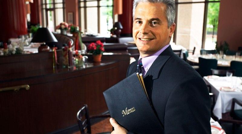 Maître de restaurante - Profissão turismo