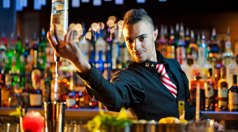 Profissão bartender