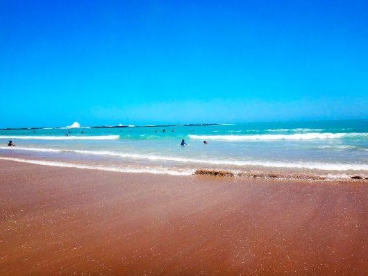 Paredão Praia do Francês - Maceió - AL