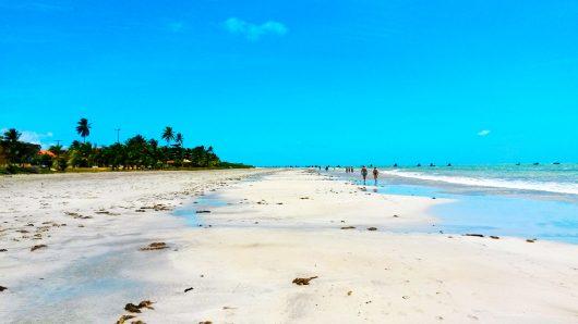 Passeio na Praia de Paripueira - Maceió - AL