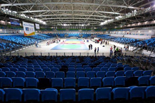 Arena Carioca 3 - Olimpíadas 2016