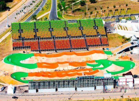 Centro Olímpico de BMX - Olimpíadas 2016