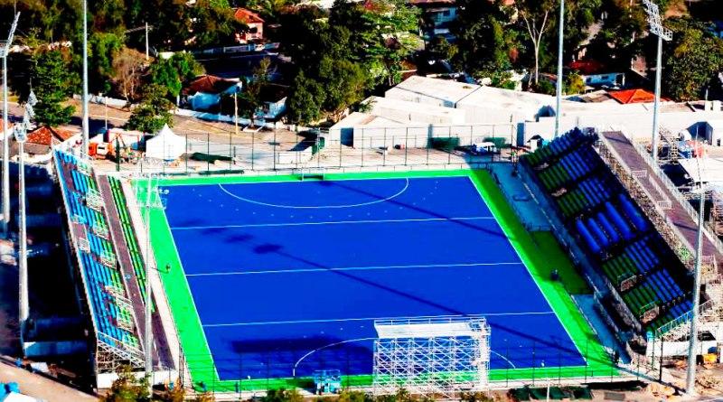 Centro Olímpico de Hóquei - Olimpíadas 2016